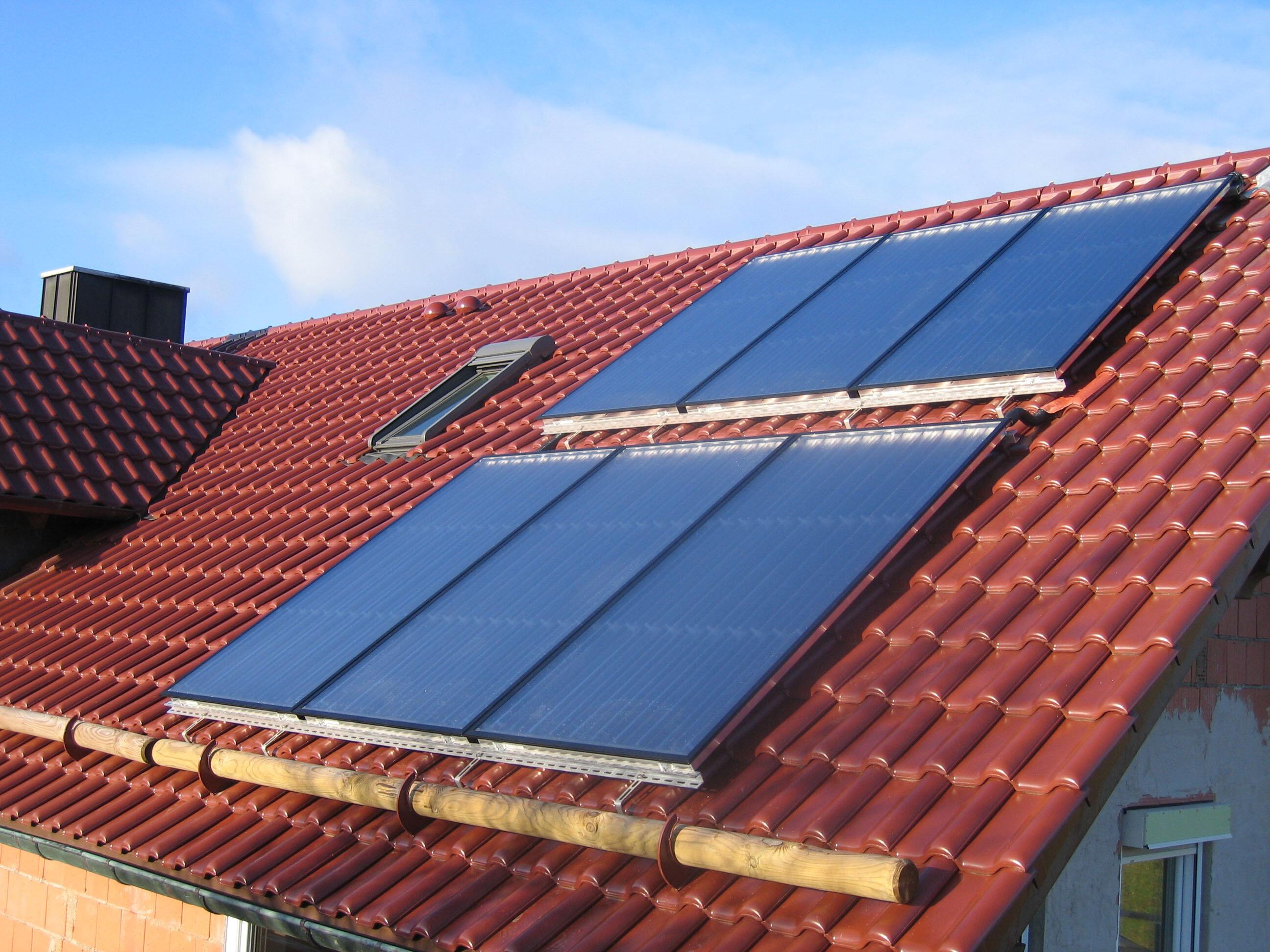 Solaranlage Solarfocus Gmbh