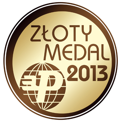 Zloty Medal Award for SOLARFOCUS